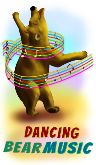 Dancing Bear Music for jingles, games, docs, progs and more