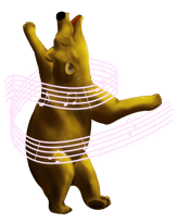 Dancing Bear Music - Little Bear Image